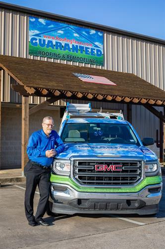 Home Improvement Specialist, Mike Rainey