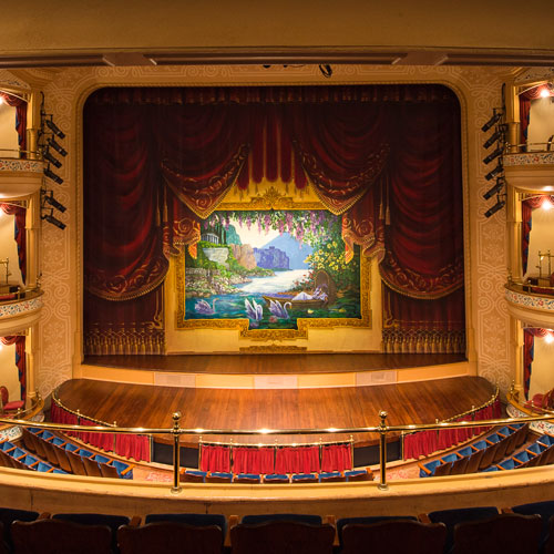 The Grand 1894 Opera House (interior)