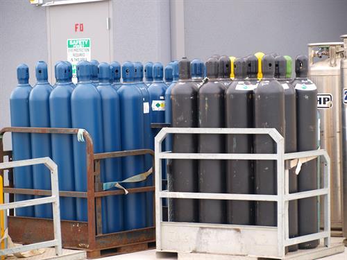 Welding & Industrial Gases