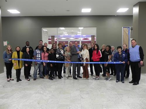 Thank you to the Texas Chamber for Ribbon Cutting Ceremony