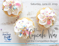 Anchor Point's First Annual Cupcake War