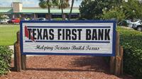 Welcome to Texas First Bank!