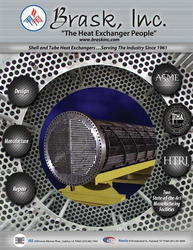 Brask Inc, The Heat Exchanger People - Introduction