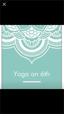 Yoga on 6th