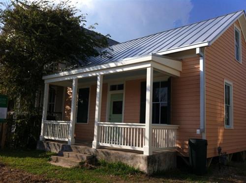Historic Home Post-renovation