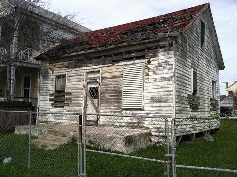 Historic Home Pre-renovation