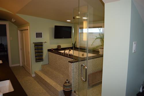 Custom Home Bathroom Renovation