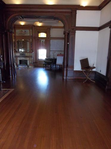 Bishop's Palace Floor Renovation