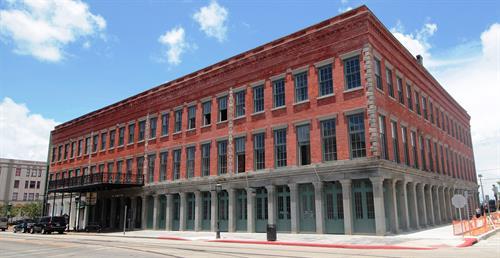 Hendley Building Exterior/Interior Renovation