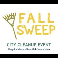 La Marque Fall Sweep November 7th