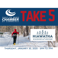 Take 5 at Hiawatha Highlands