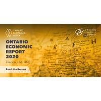 2020 Ontario Economic Report Identifies Opportunities to Support Small Business Success