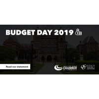 Provincial Budget 2019 Strikes Right Balance for Business Community: SSM Chamber