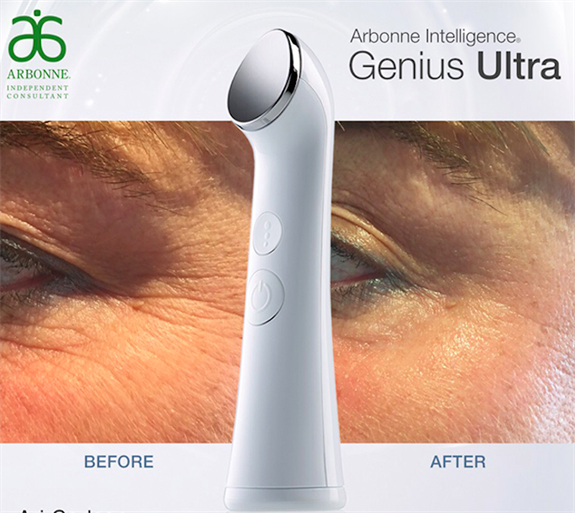Advanced anti-aging with RE9 and Genius Ultra
