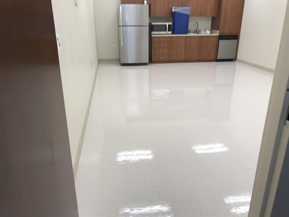 Linoleum Floor Care