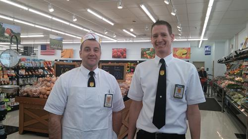 Harrisburg Fareway Market and Grocery Managers