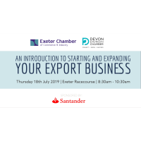 An Introduction to Starting and Expanding your Export Business
