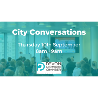 Plymouth City Conversations September 2020 - Online event
