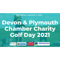 Devon & Plymouth Chamber Charity Golf Day