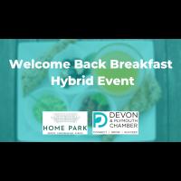Welcome Back Breakfast - Hybrid Event