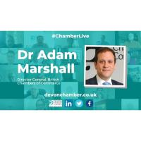 Chamber Live Special with Dr Adam Marshall, Director General of British Chambers of Commerce  - The Business View from Westminster