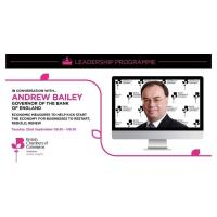 In conversation with....Andrew Bailey with British Chambers of Commerce