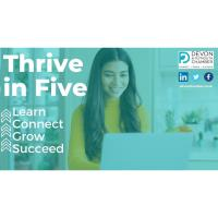 Thrive in Five Workshop and networking event