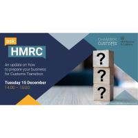 Ask HMRC - An update on how to prepare your business for Customs Transition