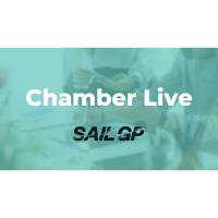 Chamber Live Special: Sail GP