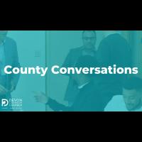 County Conversations - postponed