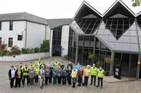 NHS say a fond farewell to China Fleet Country Club
