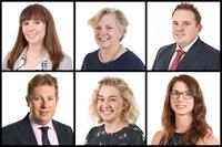 Six new partners and directors at Thomas Westcott Chartered Accountants
