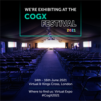 News Release: 31/05/2021 Plymouth business selected as an Expo Partner at CogX