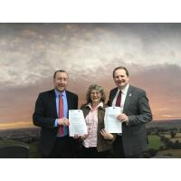 Devon and Plymouth Chamber Sign MOU with HotSW LEP