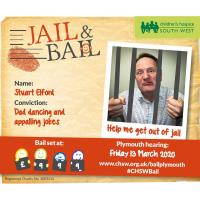 BAIL OUT DAD DANCER STUART FOR £999