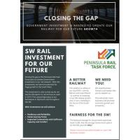 Peninsula Rail Taskforce - Closing the Gap