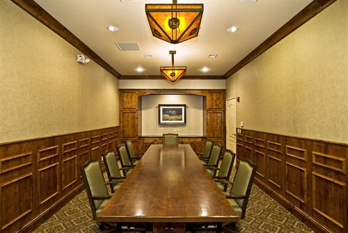 Executive Boardroom- Hilton Garden Inn Boise/Eagle