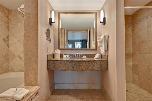 Corporate Suite Bathroom