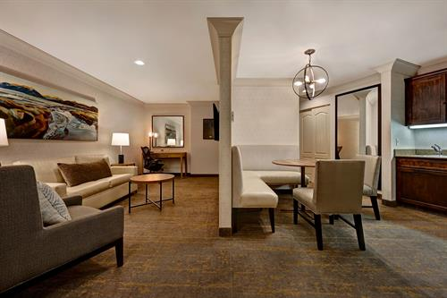 Grand Suite Sitting/Dining Area