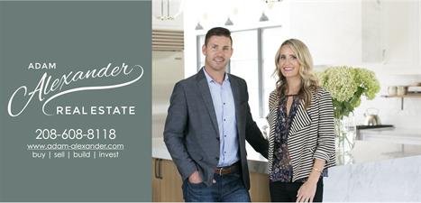 Adam Alexander Real Estate Silvercreek Realty Group