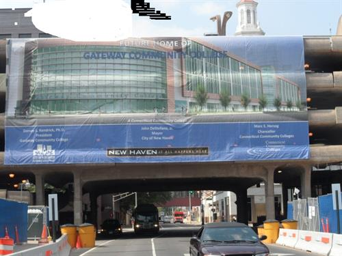 Banners - Colleges and Universities