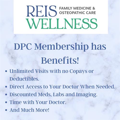 Membership Has Benefits!