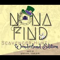 "Nona Find Signature Event: ""Wonderland Edition"" WINNERS"