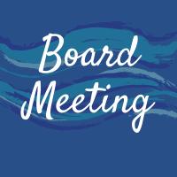 Board of Directors Monthly Meeting