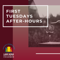 First Tuesdays | After Hours Event at Hyatt Regency Orlando International Airport