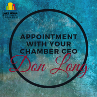 Appointment with your Chamber CEO