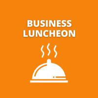 Business Luncheon with Rasesh Thakkar, Senior Managing Director, Tavistock Group, Orlando