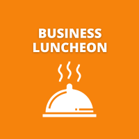 Business Luncheon - Allen Johnson, Chief Venues Officer of the City of Orlando's Venues Department