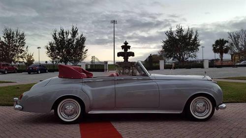 Rolls Royce Convertobl