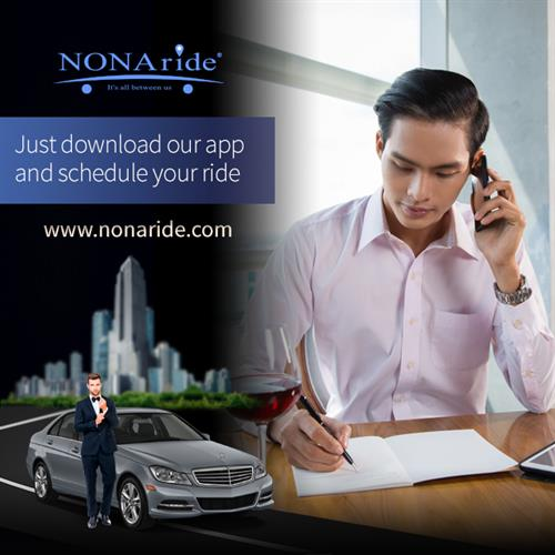 Now you can ride risk-less but with Nona Ride